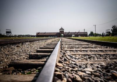 Auschwitz, Polonia. ©David Alonso Rincón