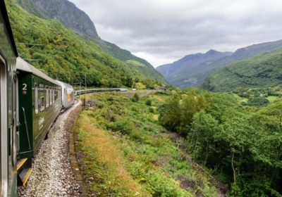 Tren de Flam, Noruega. ©David Alonso Rincón