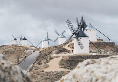 Consuegra, La Mancha